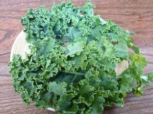 kale on a plate has many health benefits