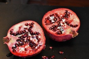 pomegranate nutrition benefits