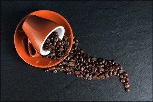 nutrition coffee cup