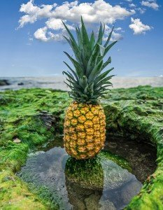 pineapple are alkaline