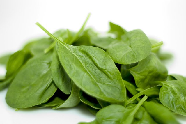 Amazing health benefits of spinach