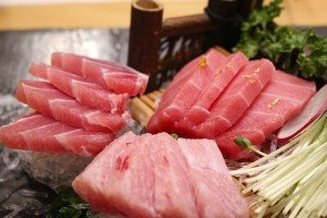 tuna sushis benefits nutrition
