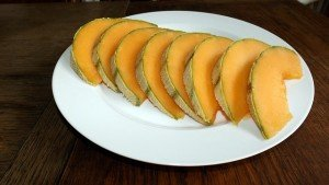 cantaloupe alkaline forming food