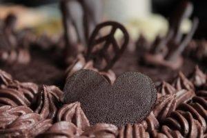 chocolate heart healthy