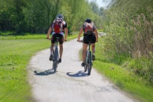 cycling leisure relaxing