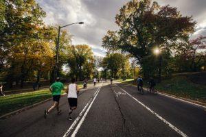 exercise running