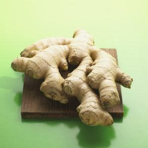 ginger root nutritious