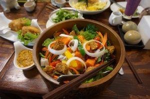 tempeh salad