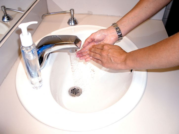 anti-bacterial soaps banned