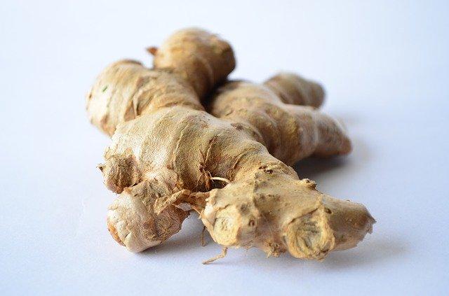 ginger treats bowel disease