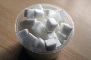 sugar cubes unhealthy