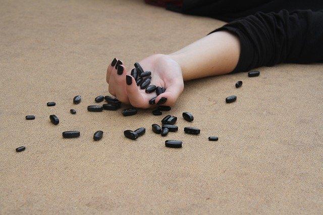 suicide pills