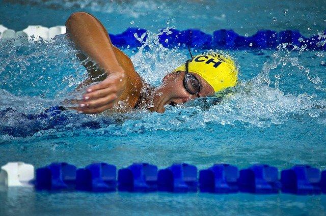 swimmer pool