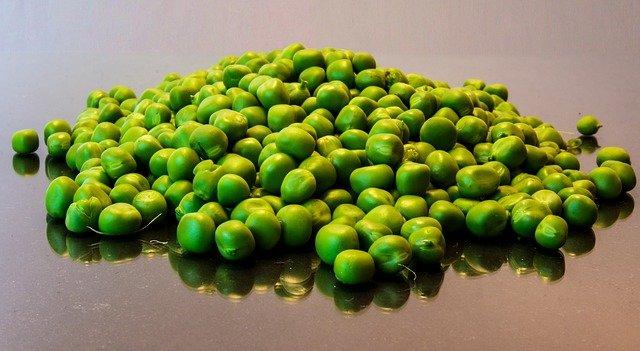 green peas healthy