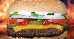 Just One Cheeseburger is Enough to Trigger Diabetes and Liver Disease