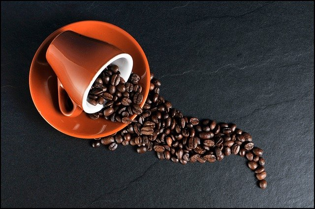 coffee beans inflammation