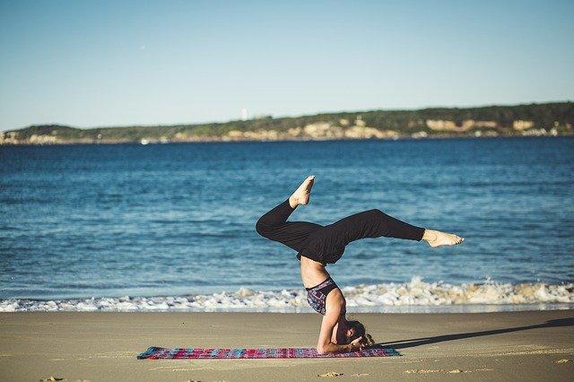 yoga fights depression
