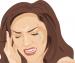 headache woman essential oils