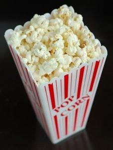 popcorn healthy